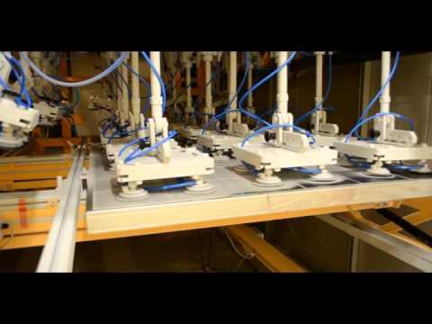 CFV Solar Mechanical Load Test Stand