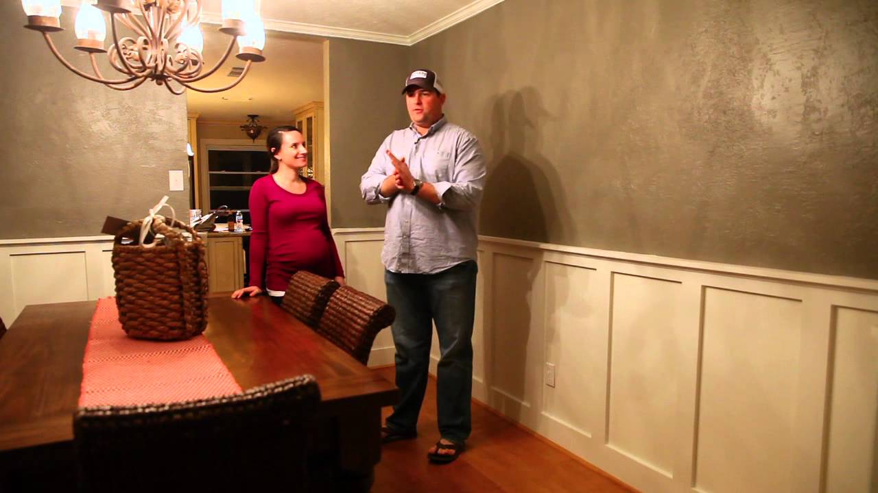 Wainscoting Crown Molding Build And Installation Meyerland Area Of Houston You
