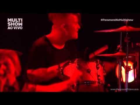[HD]Paramore: Let The Flames Begin & Part II [Circuito BB - SP] 2014