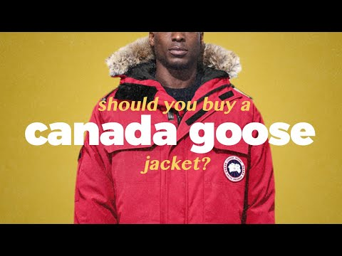 The problem with Canada Goose.