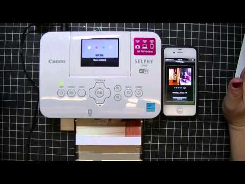 Canon Selphy CP910 Review