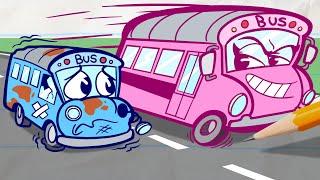 Bus A Move - Pencilmation