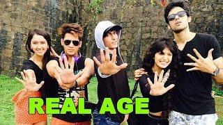 Real Age of Kaisi Yeh Yaariyan Season 3 Actors