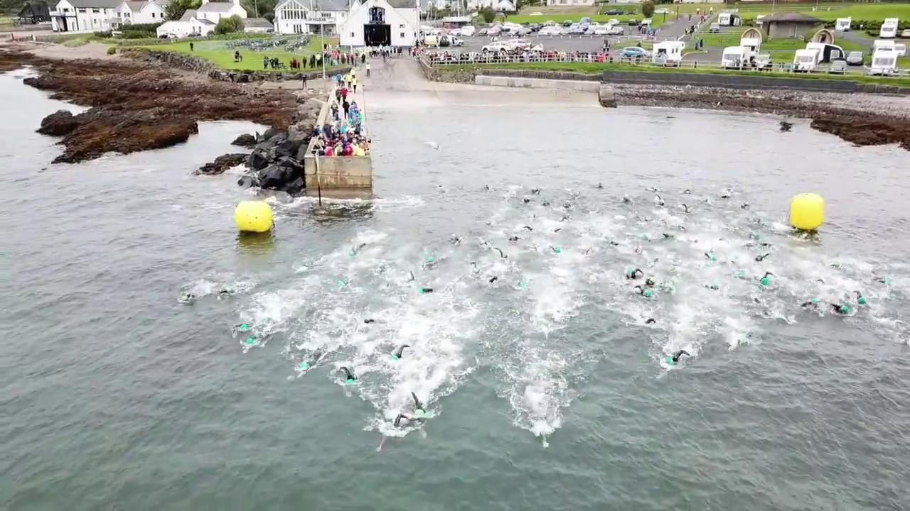 The Glens of Antrim Triathlon