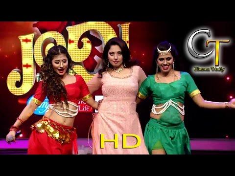 Hot Edits of vijay tv Mumtaj , Priya , Sunitha , Dance Reality show Jodi no 1 thumbnail