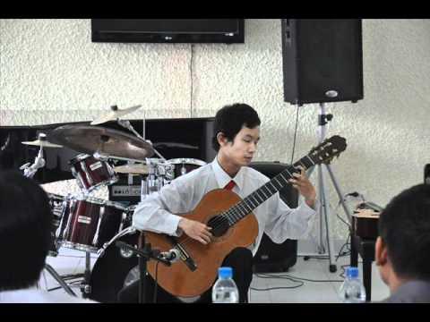 Vũ khúc Tây Nguyên - Tạ Tấn (haguitar 09-6-2011)