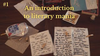 The Writers Block - An introduction to literary mania in its many variants