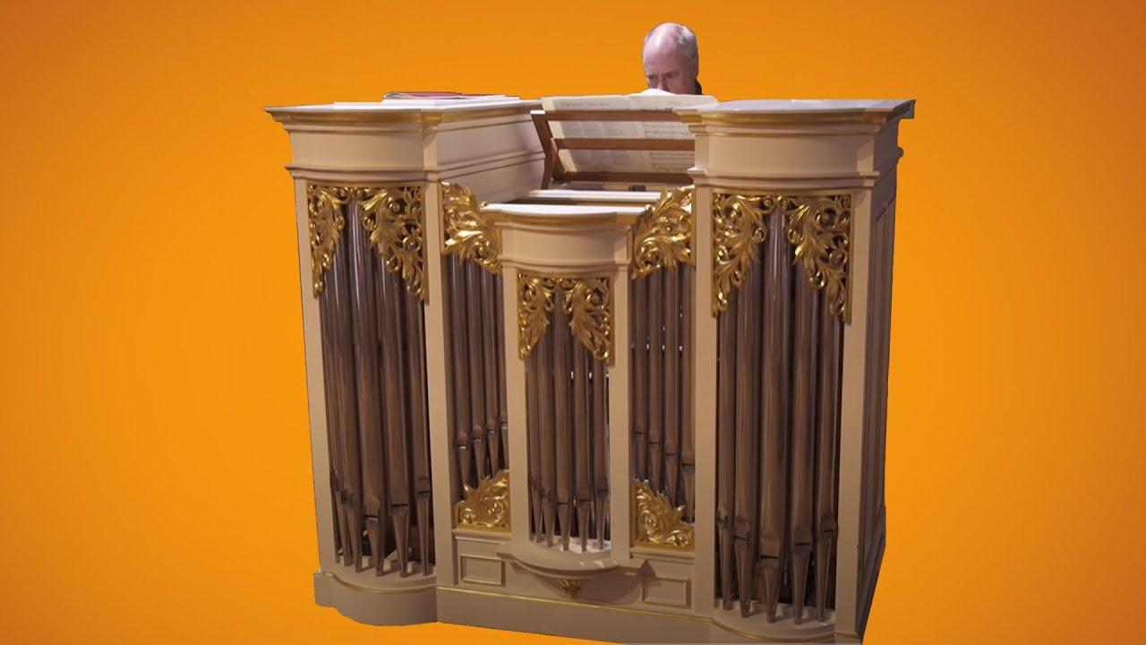 Introducing Handels Organ