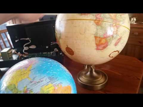 Reality changes quantum Mandela effect globe 2