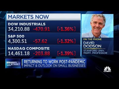 Current period is a critical time for small businesses: Stanford professor