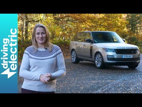Range Rover PHEV SUV review - DrivingElectric