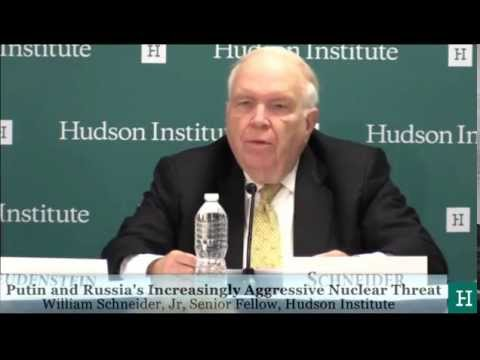 Vladimir Putin and Russia's Increasingly Aggressive Nuclear
