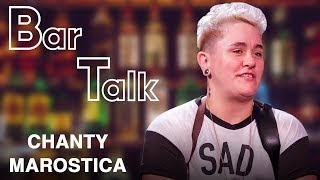 Chanty Marostica Reveals Their Comedy Mount Rushmore | Bar Talk