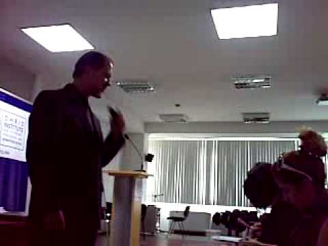 Lecture by prof. Paul Swope 21.05.2009 part. 2