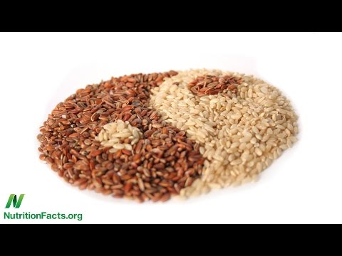 Gut Microbiome Strike It Rich With Whole Grains
