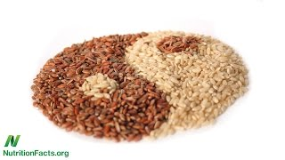 Gut Microbiome - Strike It Rich With Whole Grains
