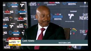 Growing the South African economy is important: Jonas