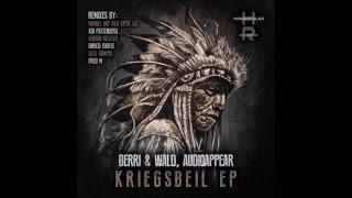 Audioappear & Berri&Wald - Kriegsspiele (Kai Pattenberg Remix)[Hardwandler Records]