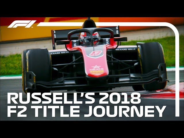 George Russell's Path to Glory | 2018 FIA Formula 2 Championship