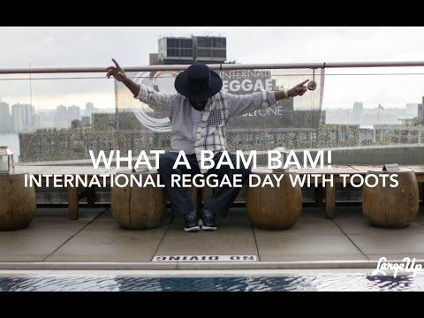 What a Bam Bam! International Reggae Day with Toots Hibbert