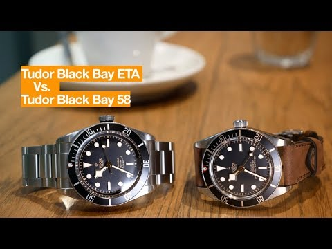 Which Tudor Black Bay Is Best? - ETA Vs 58