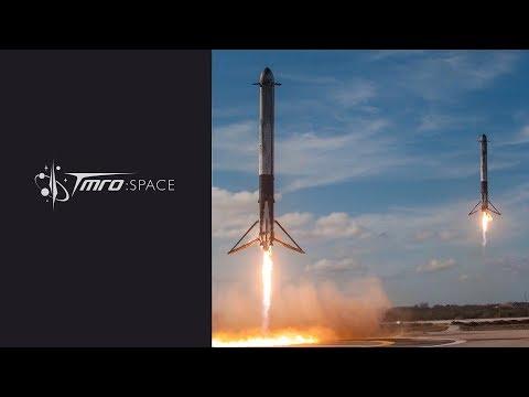 TMRO:Space - Reactions to Falcon Heavy - Orbit 11.06