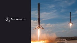 TMRO:Space - Reactions to Falcon Heavy - Orbit 11.06
