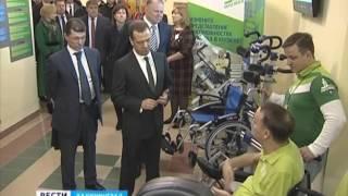 Правительство поддержит проект по изготовлению инвалидных колясок в Калининградской области(, 2016-02-26T16:18:00.000Z)