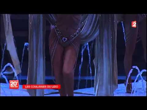 Le Lido de Paris : les coulisses du célèbre cabaret parisien au journal de 20h - France 2