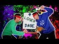 Blindfolded Painting CHALLENGE**DARE**