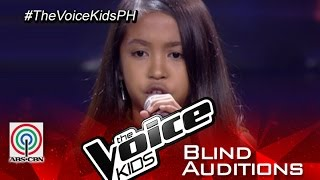 "The Voice Kids Philippines 2015 Blind Audition: ""Diamonds Are Forever"" by Mary Ann"