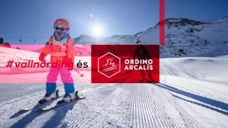 #vallnording  vídeo presentación de Vallnord 2017