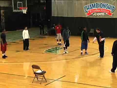 Running & Defeating The 1-3-1 Zone Defense