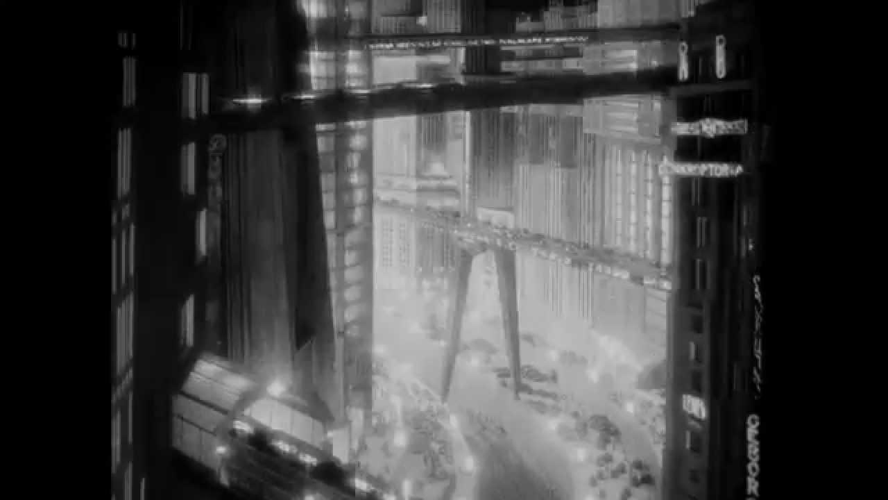 METROPOLIS - Trailer (Il Cinema Ritrovato al cinema)