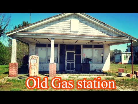 Abandoned Gas Station Filled With Antiques -#64
