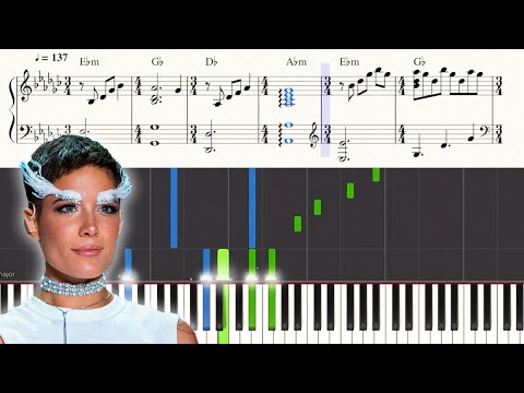 """""""without-me""""---piano-tutorial-+-sheets---halsey- -george-vidal"""