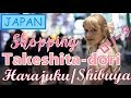 Japan Vlog #3: OTOME/LOLITA GIRL goes shopping on TAKESHITA-DORI | Honey in JAPAN  | Spring 2018