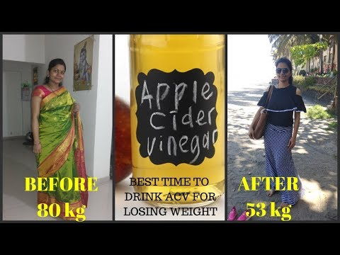 best-time-to-drink-apple-cider-vinegar-for-weight-loss,-acidity,-thyroid,-pcod,-cholestrol(in-hindi)