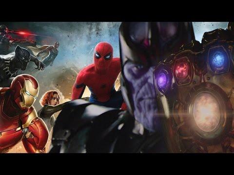 Captain America: Civil War Writers Talk Spider-Man, Thanos and Avengers: Infinity War