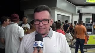 Gilmario Bezerra fala do processo de inovação oferecido pelo Posto Novo tempo ll aos limoeirenses