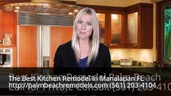 Best Kitchen Remodel Manalapan FL (561) 203-4104