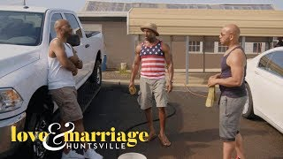 Marsau and Maurice Question Martell About Cheating on Melody | Love and Marriage: Huntsville | OWN