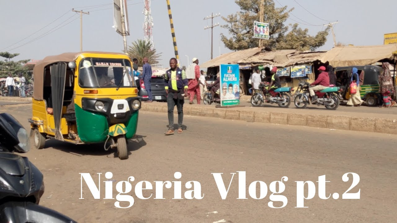 Download NIGERIA VLOG PT 2 (Zaria) | 2019