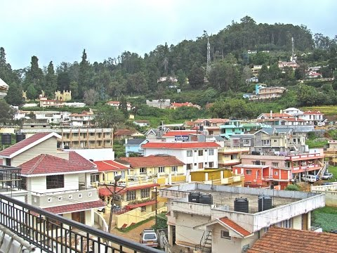OOTY HILL STATION Hotels & Tourism Tourist Place in India!!