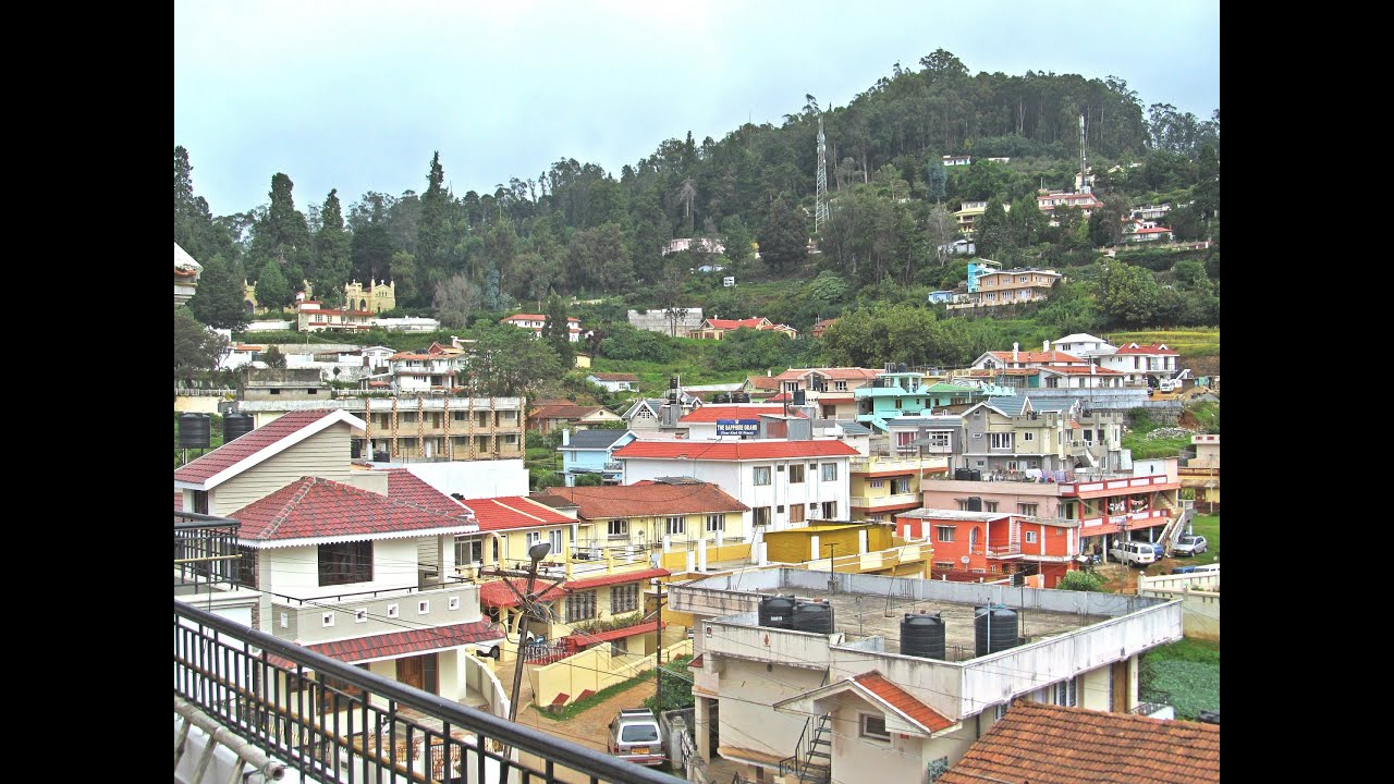 Ooty Tourist Places Hotels
