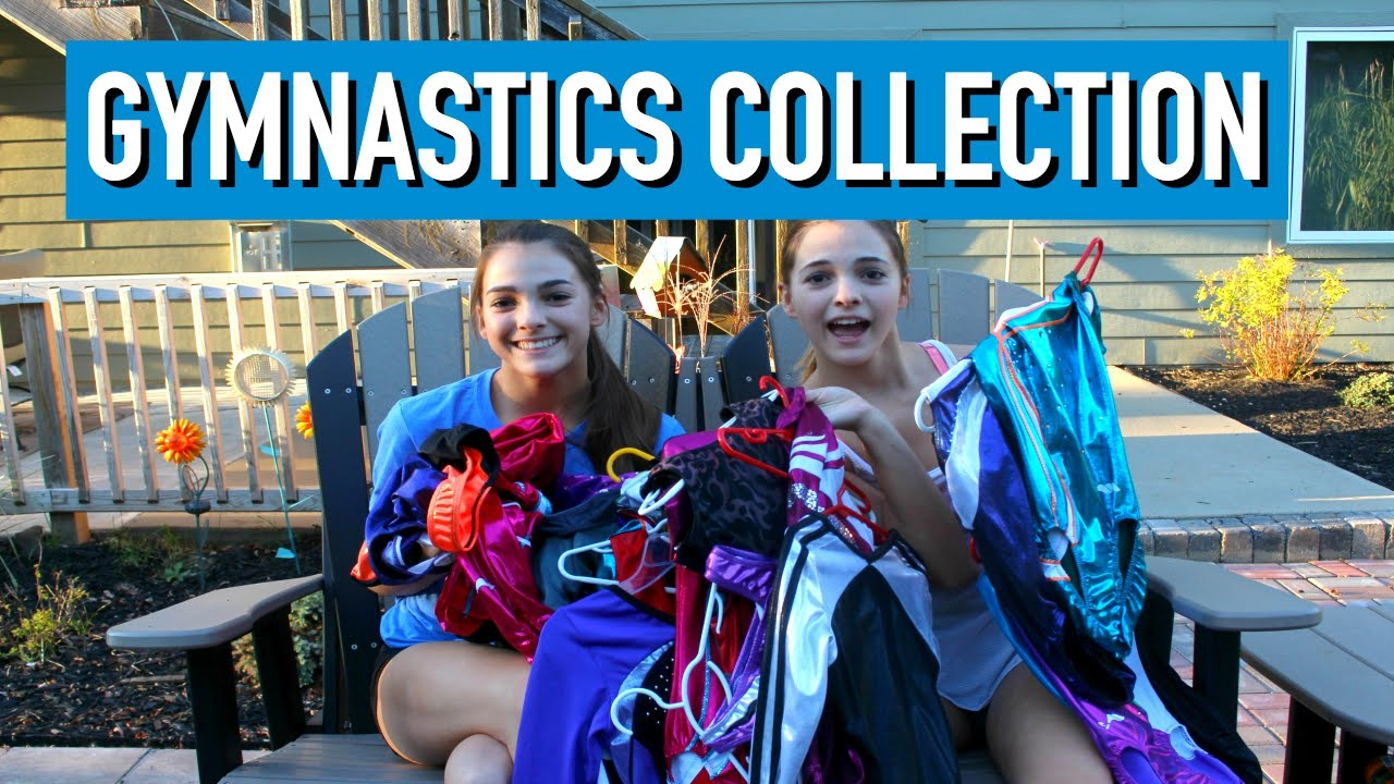 Gymnastics Leotard Collection