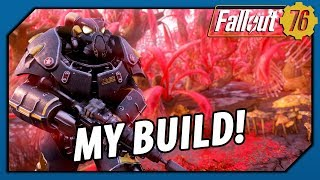 Fallout 76 CHARACTER BUILD - Melee, Rifleman & Power Armor!