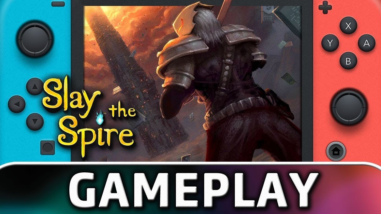 Slay the Spire | First 20 Minutes on Nintendo Switch