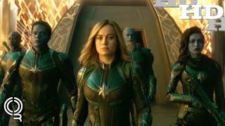 #2 Captain Marvel | 2018 Official Movie Trailer #Adventure Film