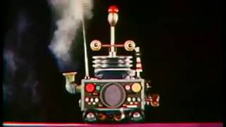 Jim Henson - Robot (AT&T Archives - 1963)